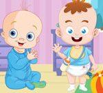 Слатка бебиња Сложувалка