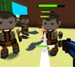 Wilder Westen - Ein Minecraft Shoot 'em Up