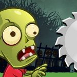 Tug of War Zombie Game