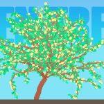 Zen Tree - generátor náhodných stromů