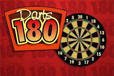 Дартс 180