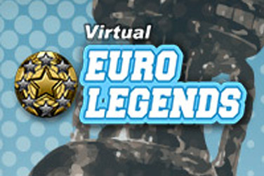 Virtualios euro legendos