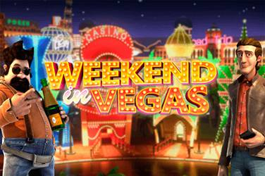 Weekend i vegas