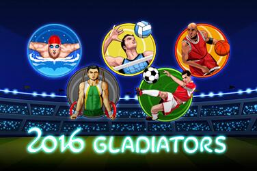 Гладијатори на 2016