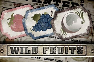 Диво овошје