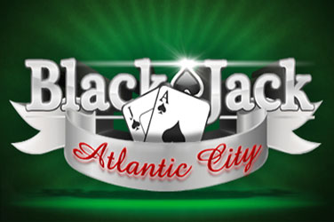 Blackjack atlanti város