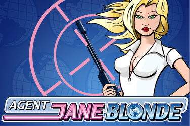 Agent jane blondinka