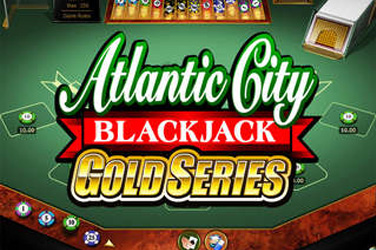 Atlantic city blackjack ոսկի