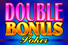 Poker double bonus