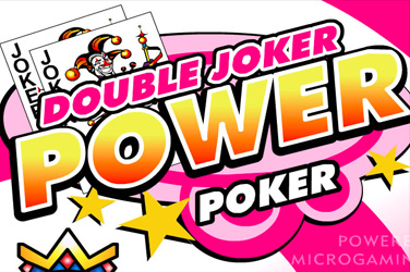 Double joker 4 jugar power poker