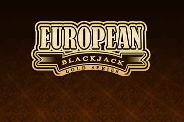 Blackjack européen d'or