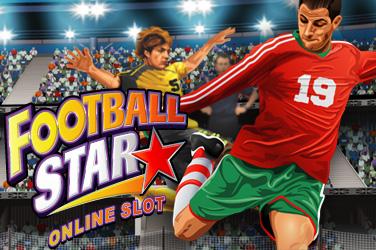 Fotbollsstjärna