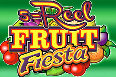 Fruit fiesta 5 reel