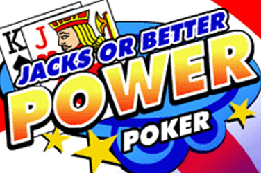 Jacks ё беҳтар 4 play poker power