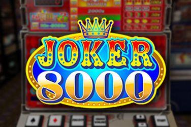 ジョーカー8000