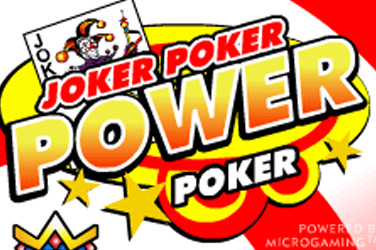 Joker poker 4 spiller power poker