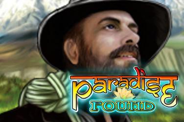 Paradiset hittades