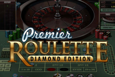 Premier roulette diamanteditie