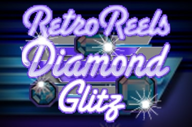 Retro Spinnent Diamant Glitz