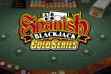 Spanisches 21 Blackjack Gold