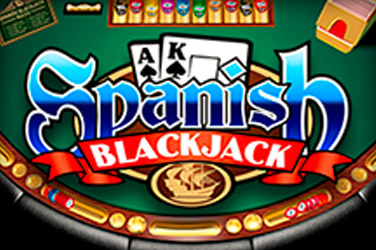 Espanja 21 blackjack