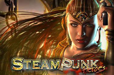Steam Punk Helden