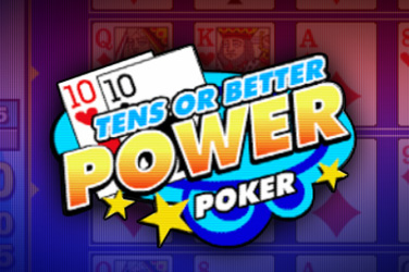 Tens jew aħjar 4 play power poker