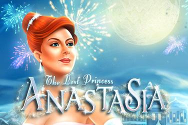 Den förlorade prinsessan anastasia