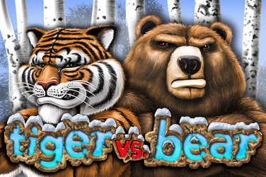 Tiger vs bjørn