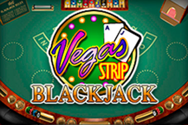Blackjack strip Vegas