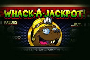Whack en jackpot