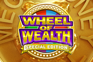 Wheel of wealth specialudgave