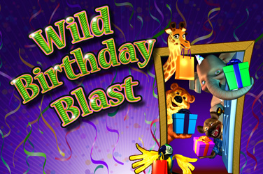 野生の誕生日の爆発