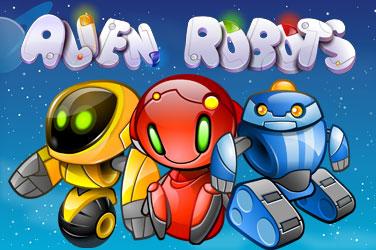 Alien robotteja