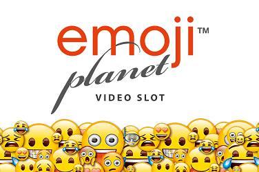 Emoji planeetta
