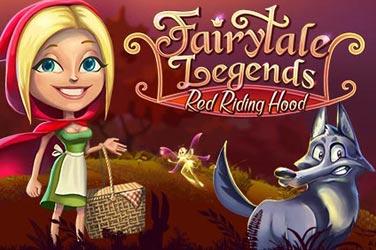 Fairytale-legendat: punainen ratsupuku