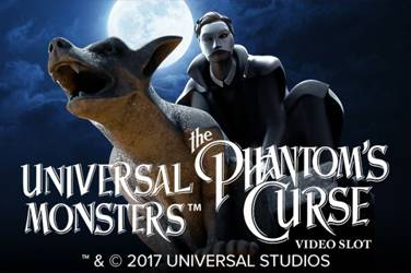 Universal Monsteren de Phantom de Fluch