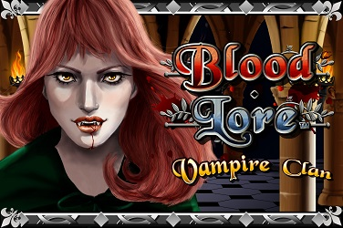 Blood lore vampíru ættin