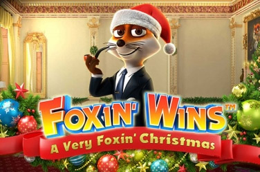 Foxin 'wins a very foxin' christmas