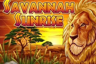 Savannah amanecer