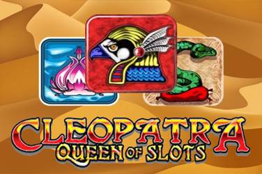 Cleopatra – queen of slots