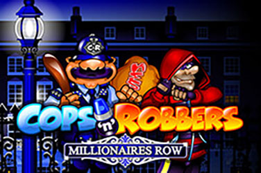 Cops 'n' robberers millionaires row
