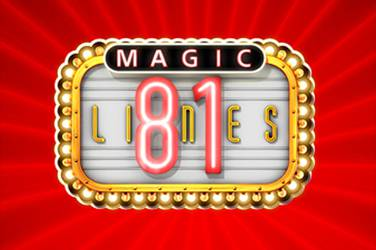 Lignes Magic 81