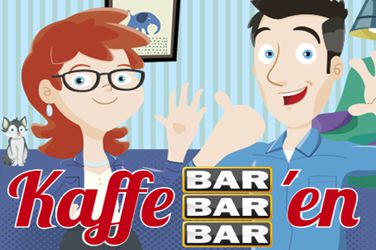 Kaffe barbar bar'en