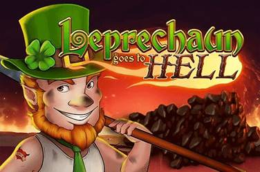 Leprechaun ass op d'Häll