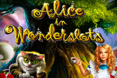 Alice in wondererslots