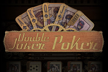 Duebel Joker Poker