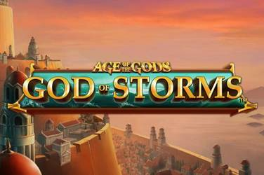 Age of the gods: god van de stormen