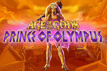 Age of the gods: pangeran olympus