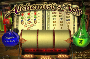 Alchemists laborator